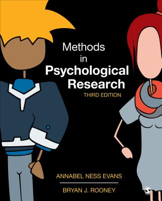 Methods in Psychological Research By Evans, Annabel Ness/ Rooney, Bryan J.